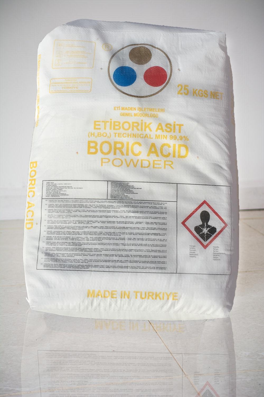 Boric Acid Powder 5kg