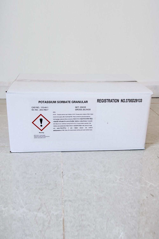 Potassium Sorbate 10kg