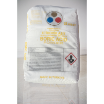 Boric Acid Powder 25kg